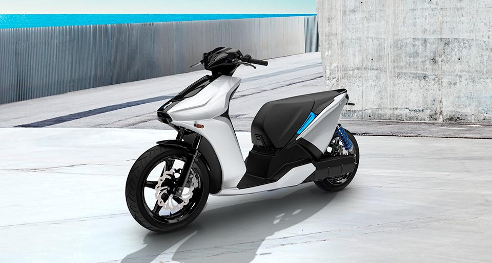 ray 7.7 moto eléctrica