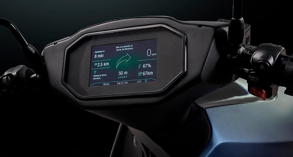RAY 7.7 4 modos de conducción